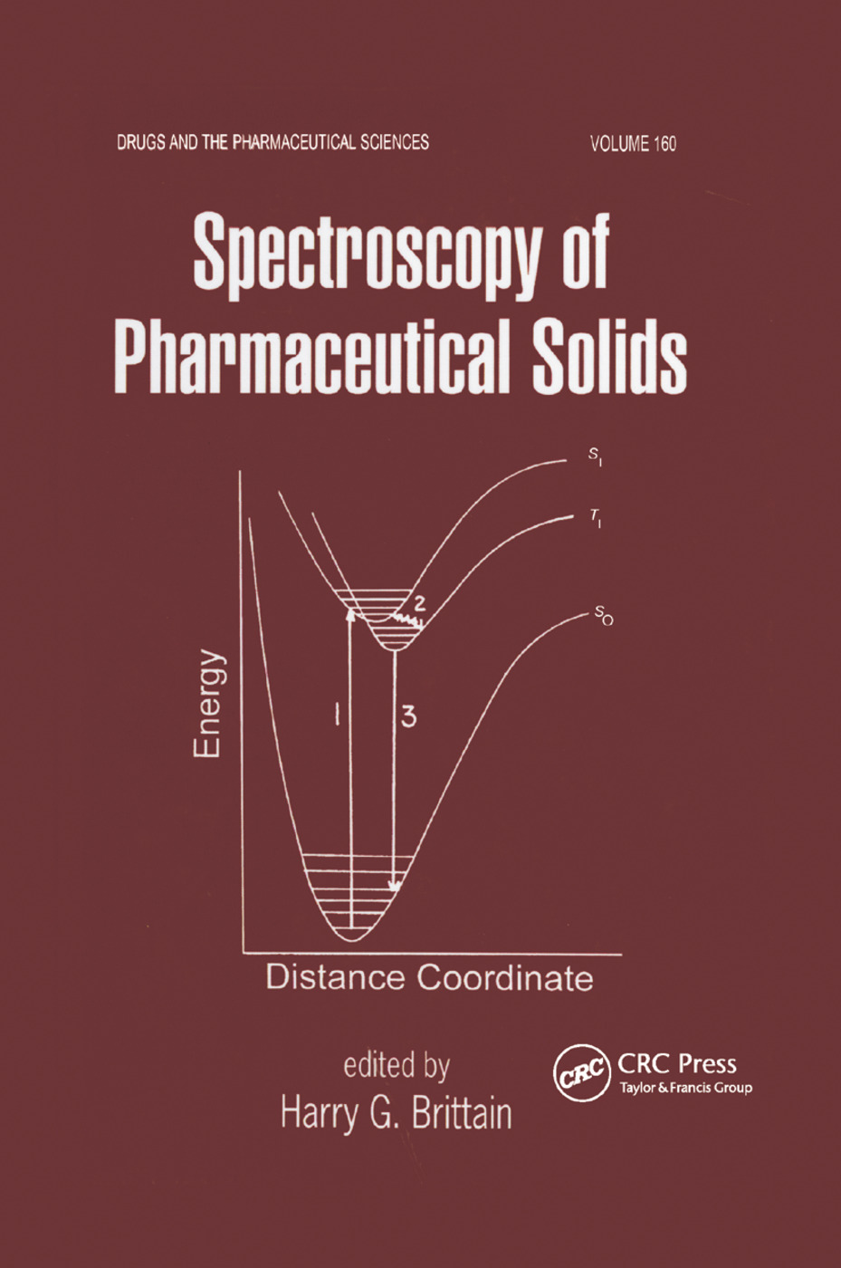 Spectroscopy of Pharmaceutical Solids book cover