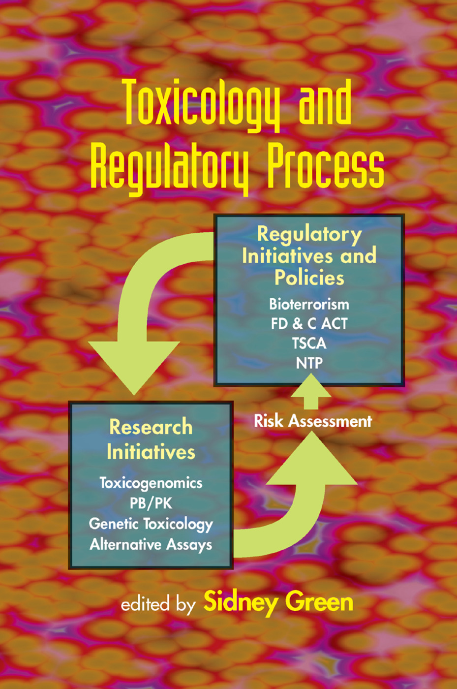 Toxicology and Regulatory Process: 1st Edition (Paperback) book cover