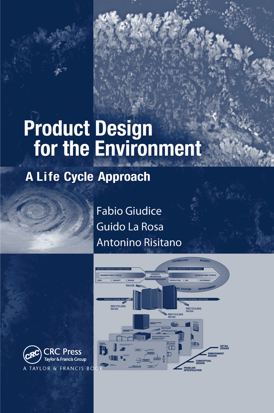 Product Design for the Environment: A Life Cycle Approach, 1st Edition (Paperback) book cover