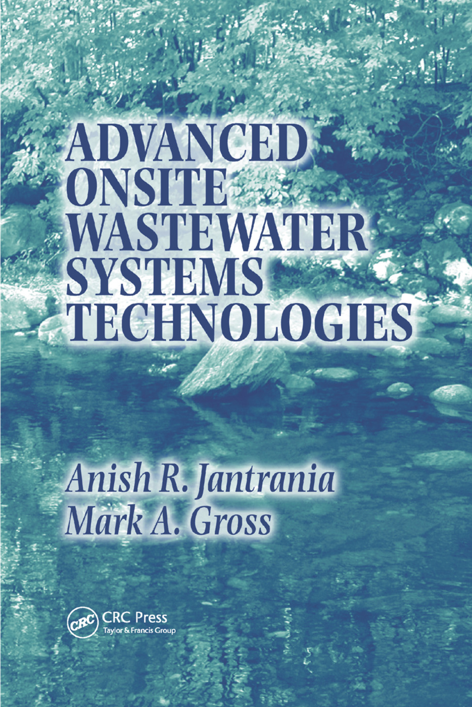 Advanced Onsite Wastewater Systems Technologies: 1st Edition (Paperback) book cover