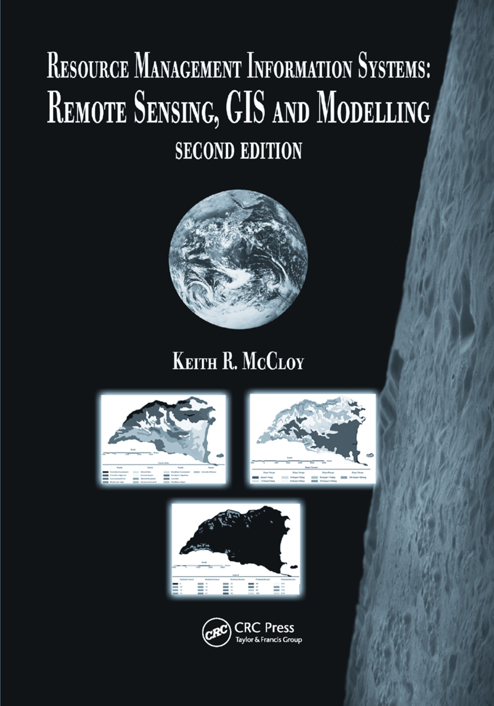 Resource Management Information Systems: Remote Sensing, GIS and Modelling, Second Edition, 2nd Edition (Paperback) book cover