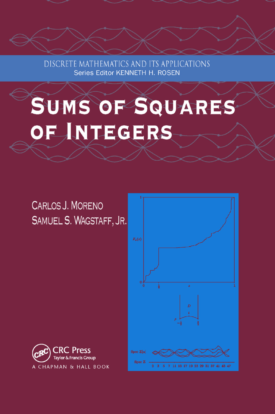 Sums of Squares of Integers: 1st Edition (Paperback) book cover