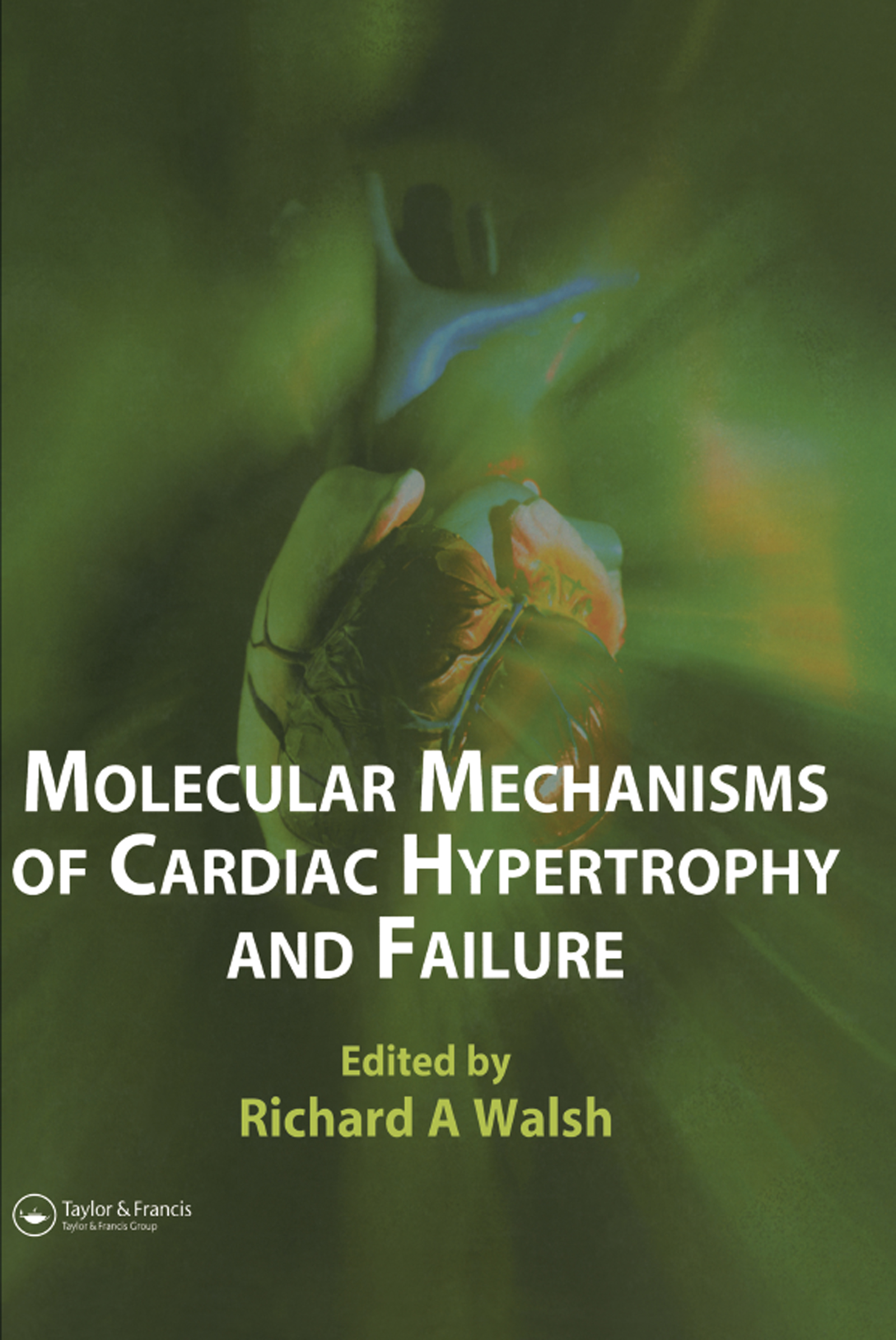Molecular Mechanisms of Cardiac Hypertrophy and Failure: 1st Edition (Paperback) book cover