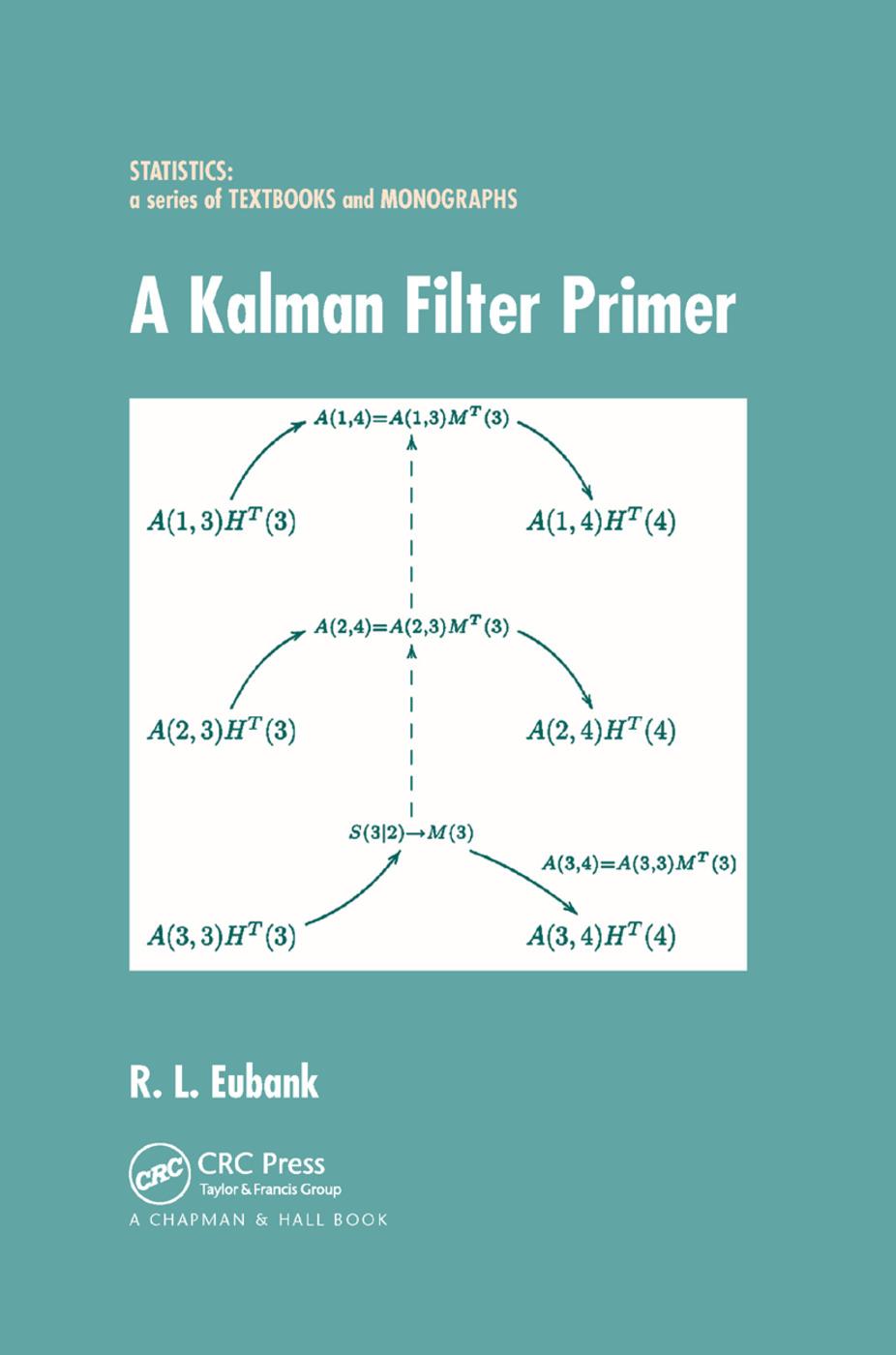 A Kalman Filter Primer: 1st Edition (Paperback) book cover