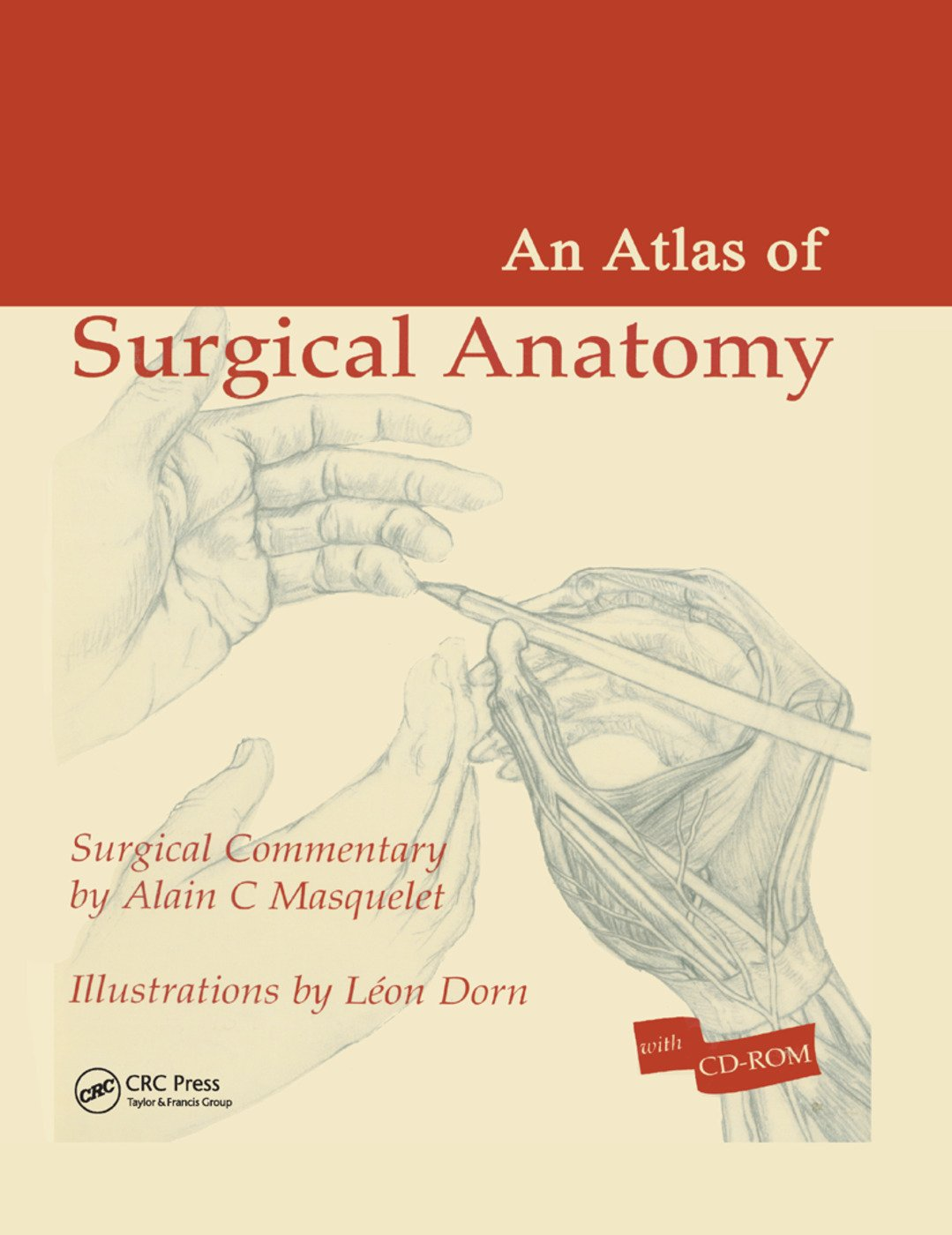 Atlas of Surgical Anatomy: 1st Edition (Paperback) book cover