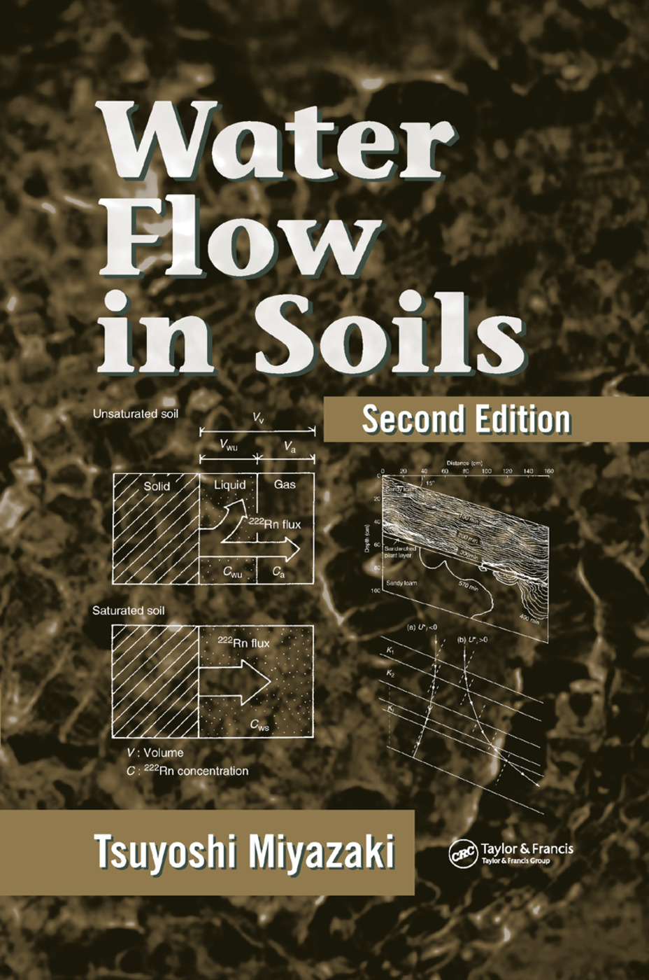 Water Flow In Soils: 2nd Edition (Paperback) book cover