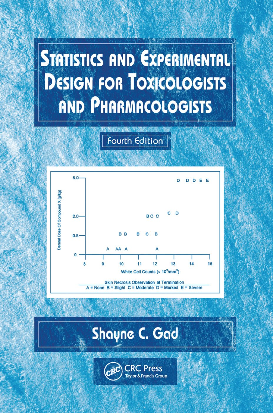 Statistics and Experimental Design for Toxicologists and Pharmacologists: 4th Edition (Paperback) book cover
