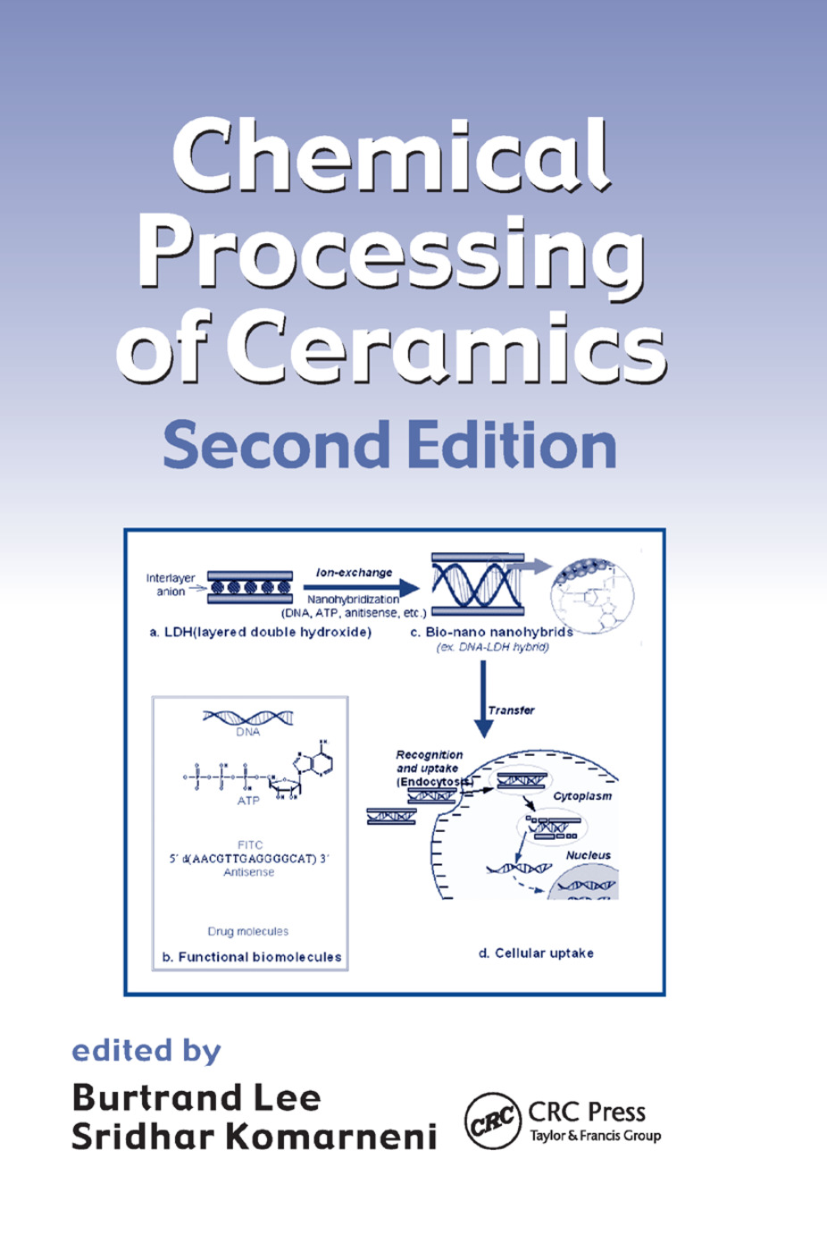 Chemical Processing of Ceramics: 2nd Edition (Paperback) book cover