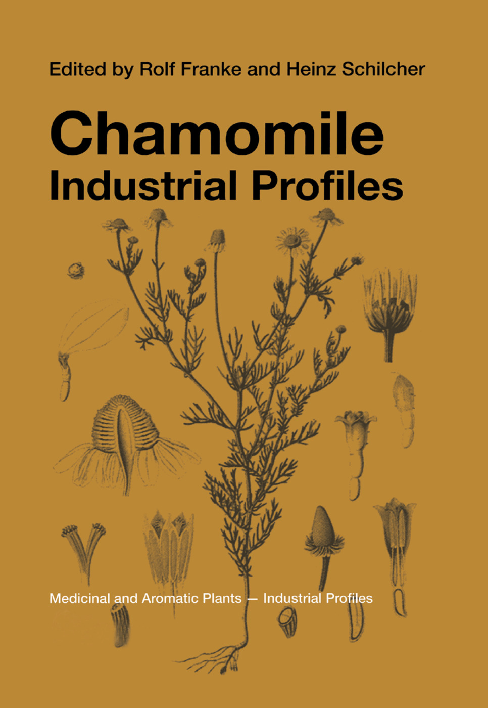 Chamomile: Industrial Profiles, 1st Edition (Paperback) book cover