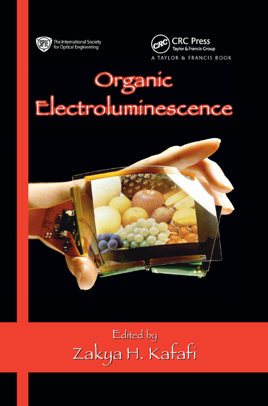 Organic Electroluminescence: 1st Edition (Paperback) book cover