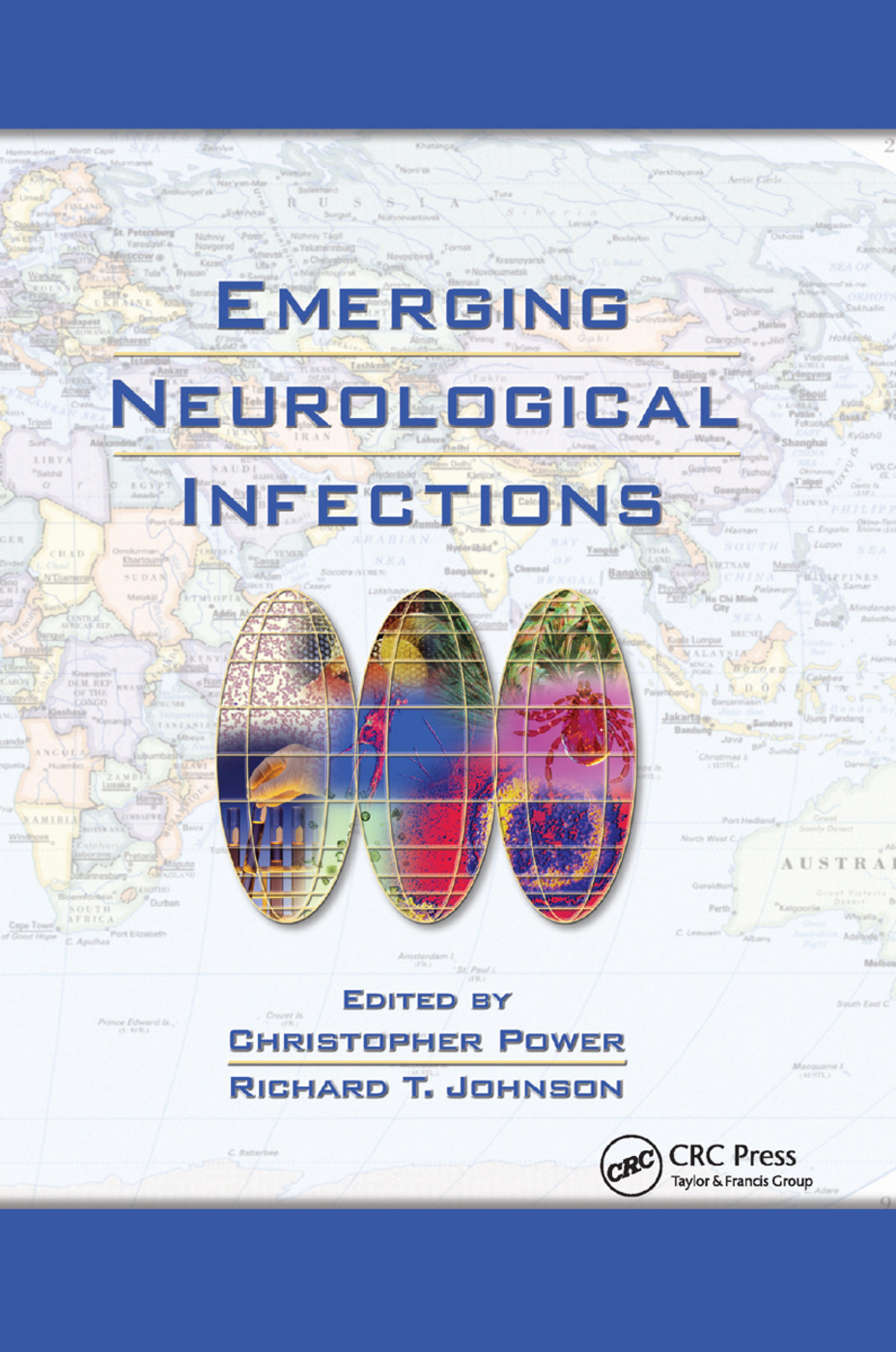 Emerging Neurological Infections: 1st Edition (Paperback) book cover