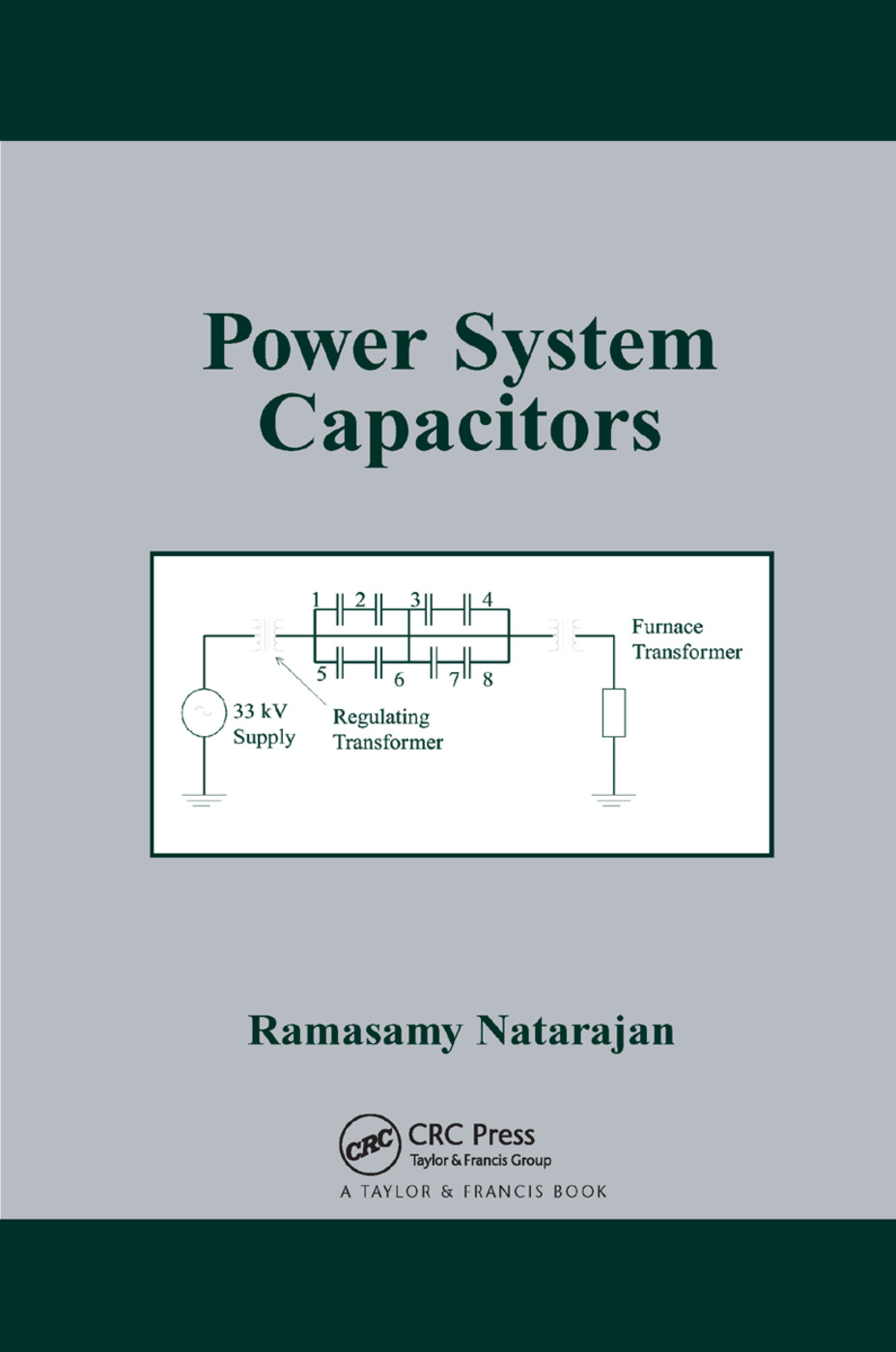 Power System Capacitors: 1st Edition (Paperback) book cover