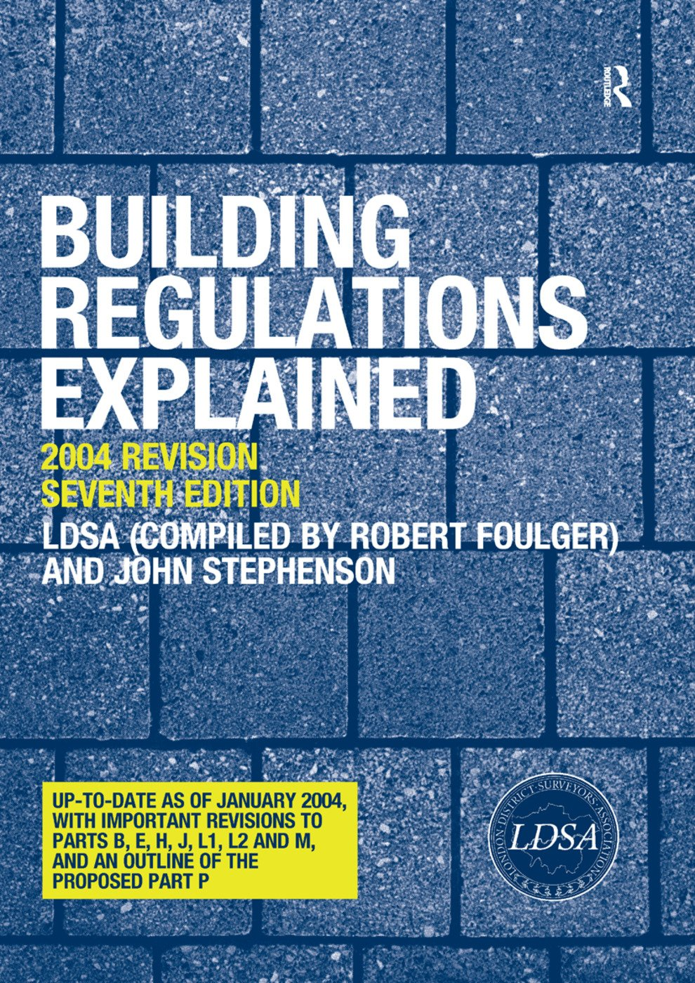 Building Regulations Explained book cover