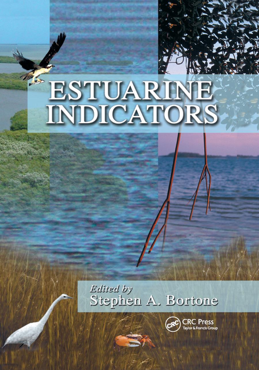 Estuarine Indicators: 1st Edition (Paperback) book cover