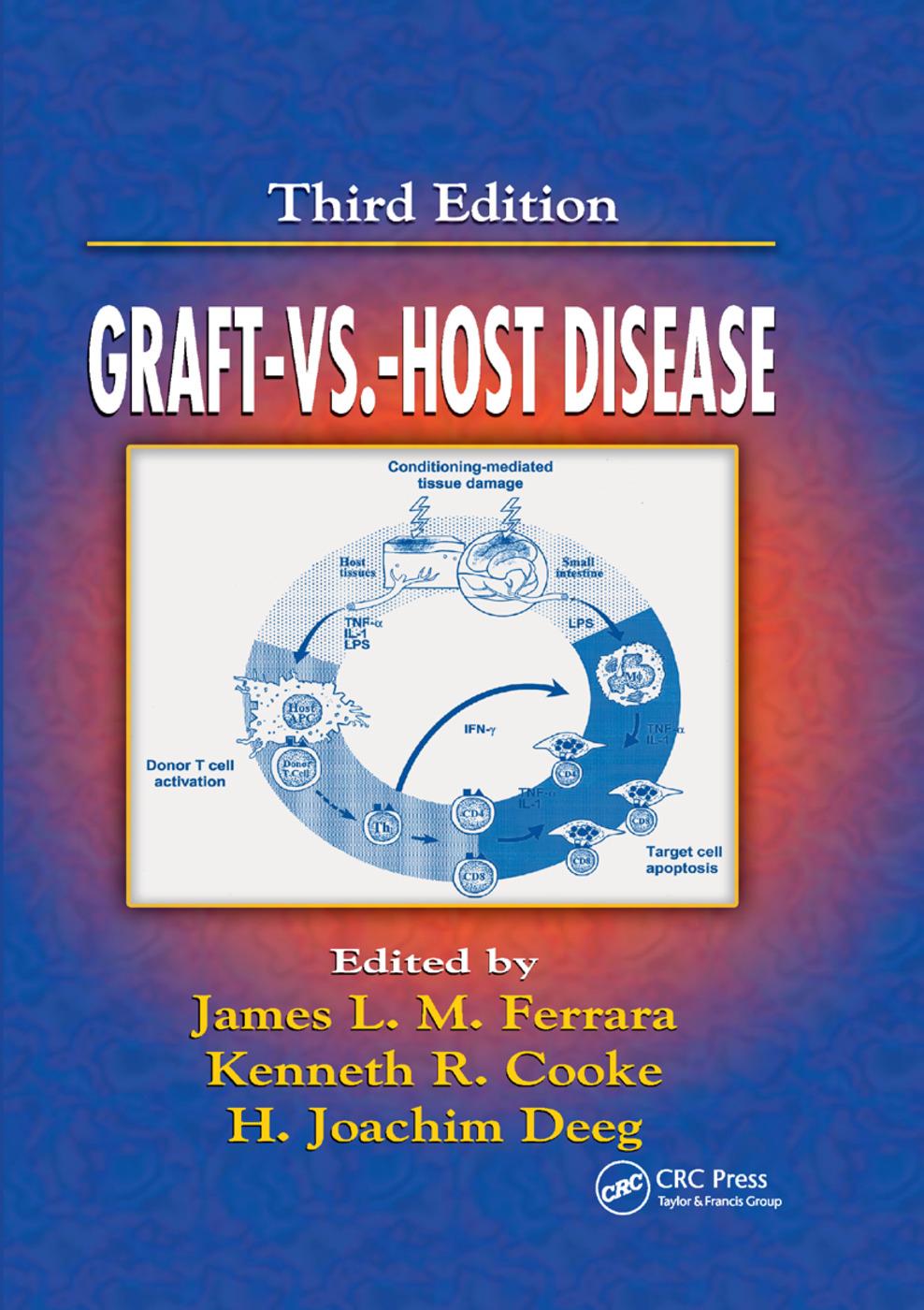 Graft vs. Host Disease: 3rd Edition (Hardback) book cover