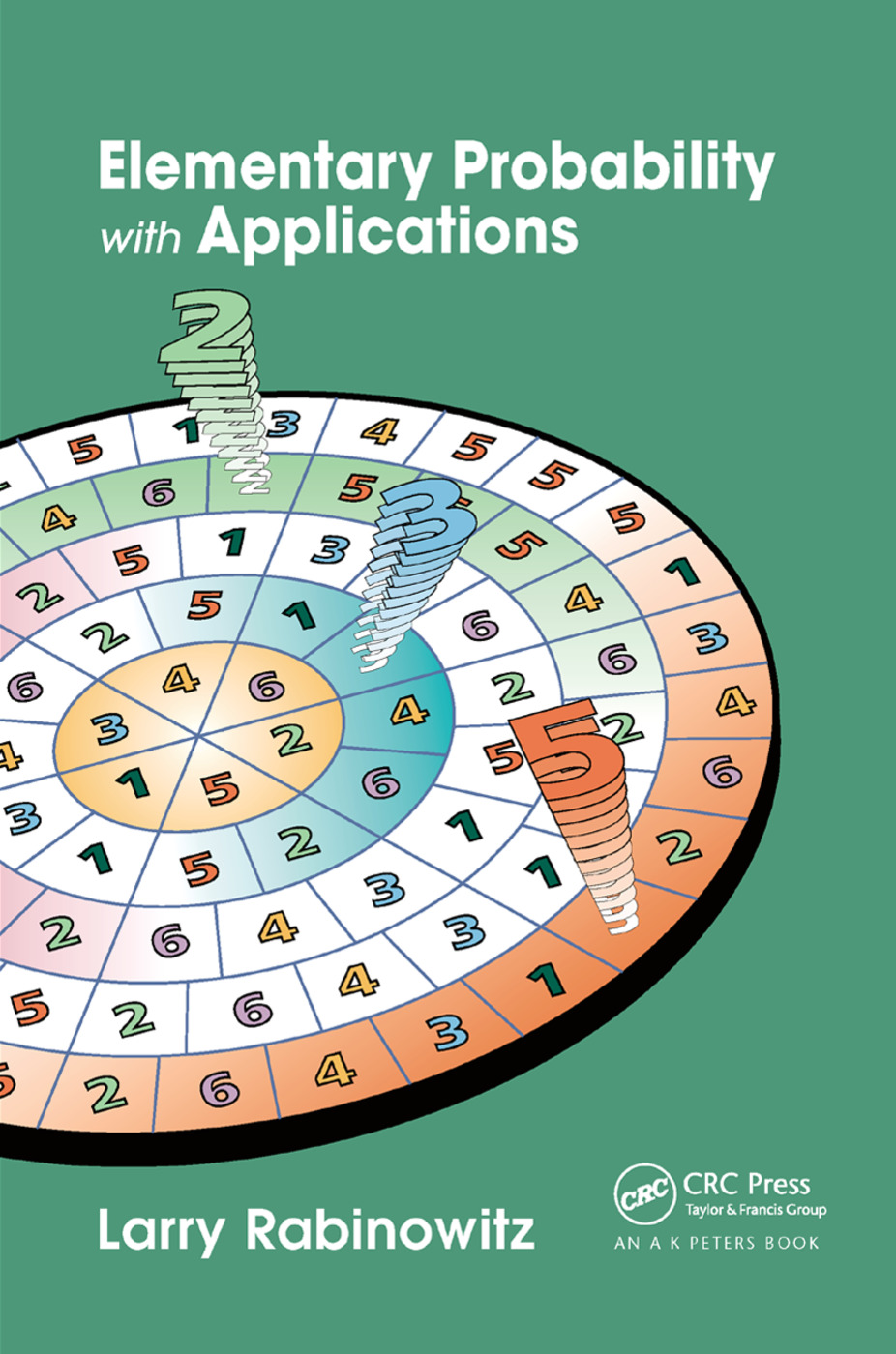 Elementary Probability with Applications: 1st Edition (Paperback) book cover