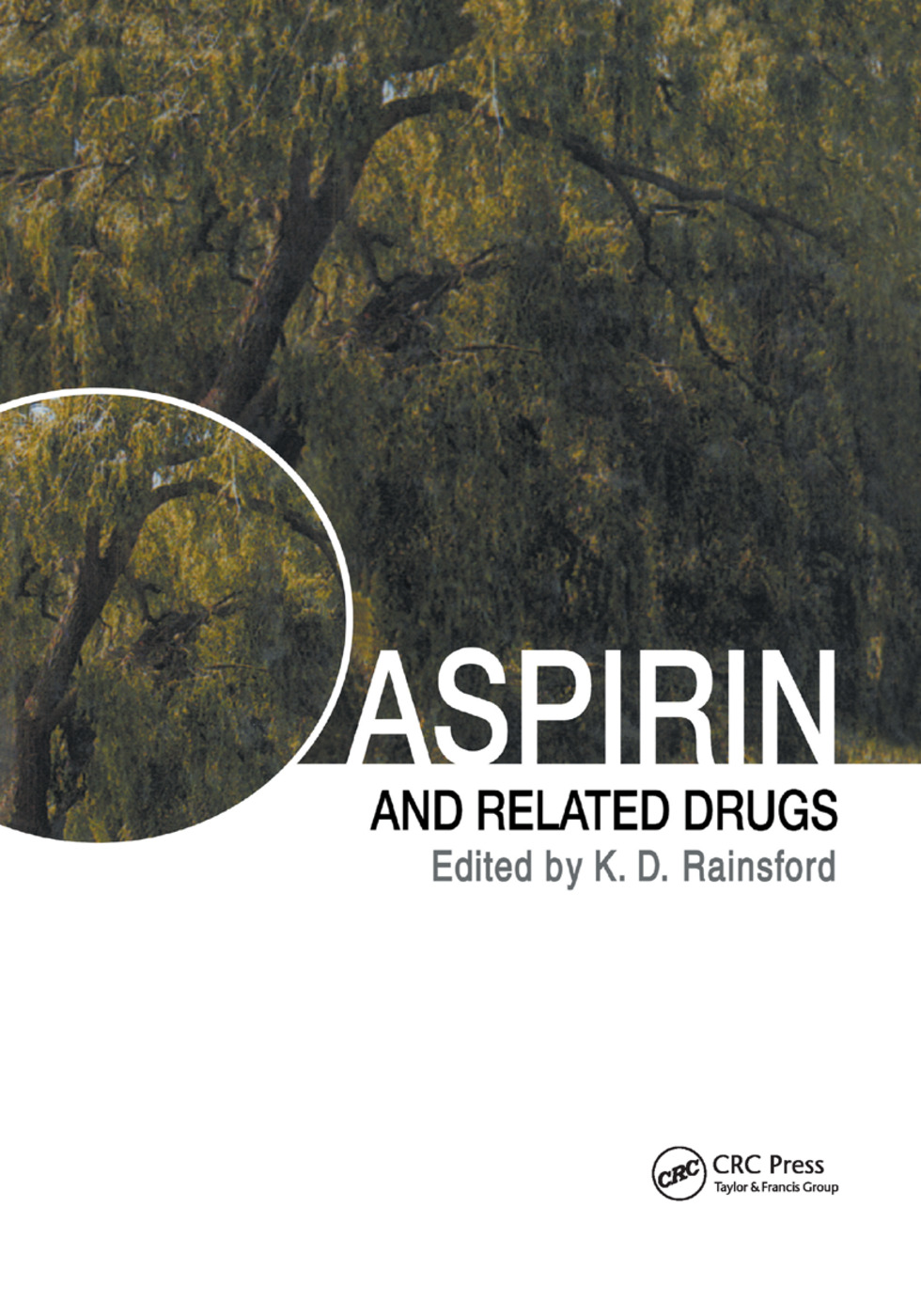 Aspirin and Related Drugs: 1st Edition (Paperback) book cover
