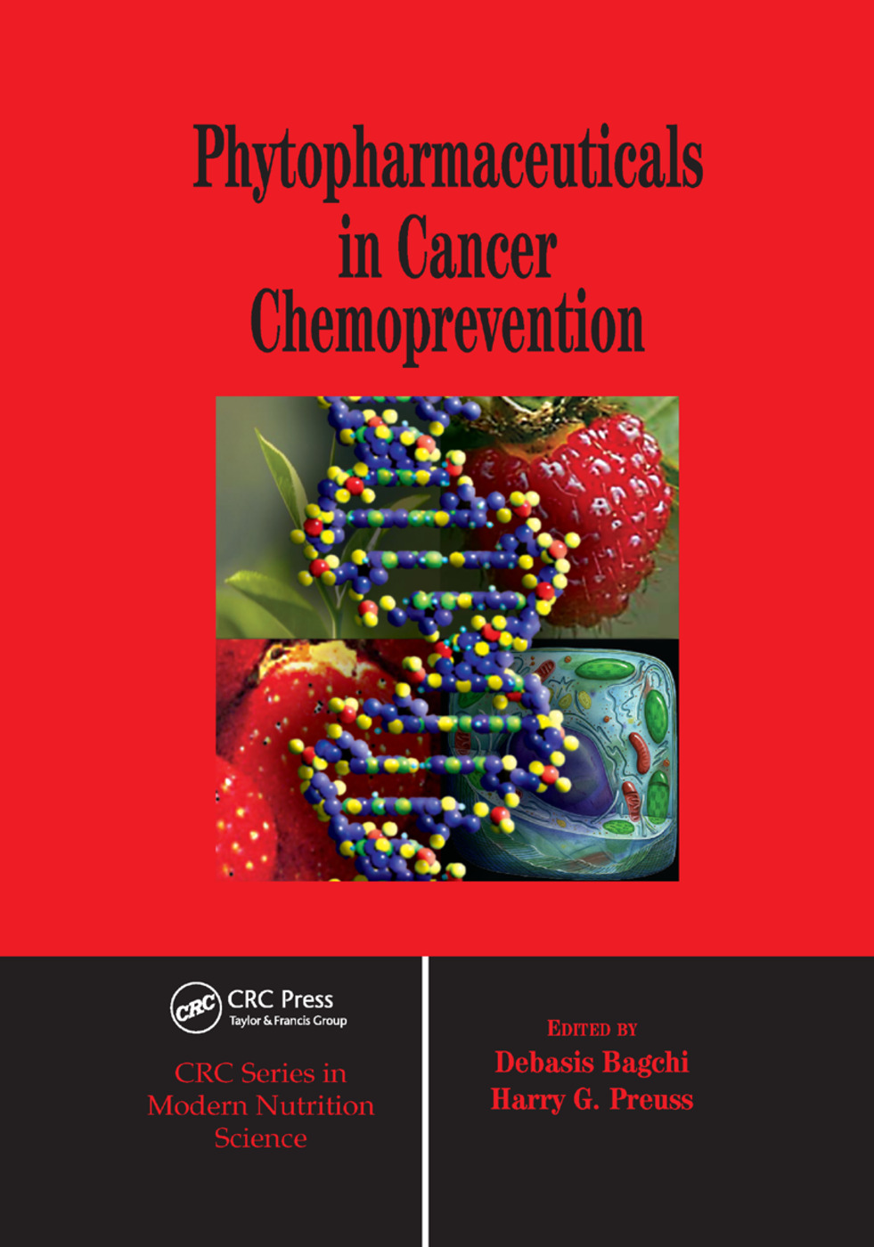 Phytopharmaceuticals in Cancer Chemoprevention: 1st Edition (Paperback) book cover