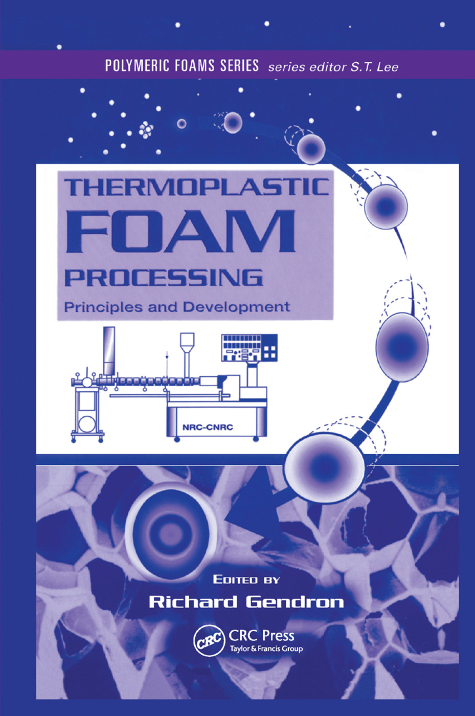 Thermoplastic Foam Processing: Principles and Development, 1st Edition (Paperback) book cover