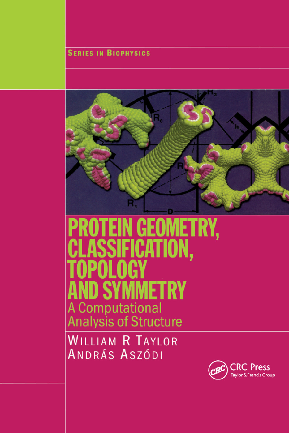 Protein Geometry, Classification, Topology and Symmetry: A Computational Analysis of Structure, 1st Edition (Paperback) book cover