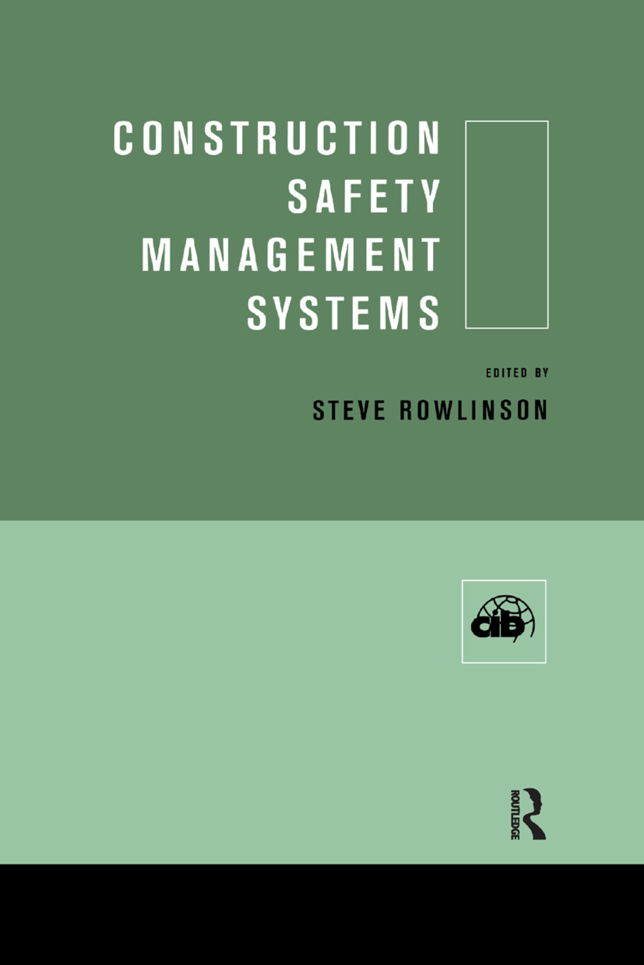 Construction Safety Management Systems book cover
