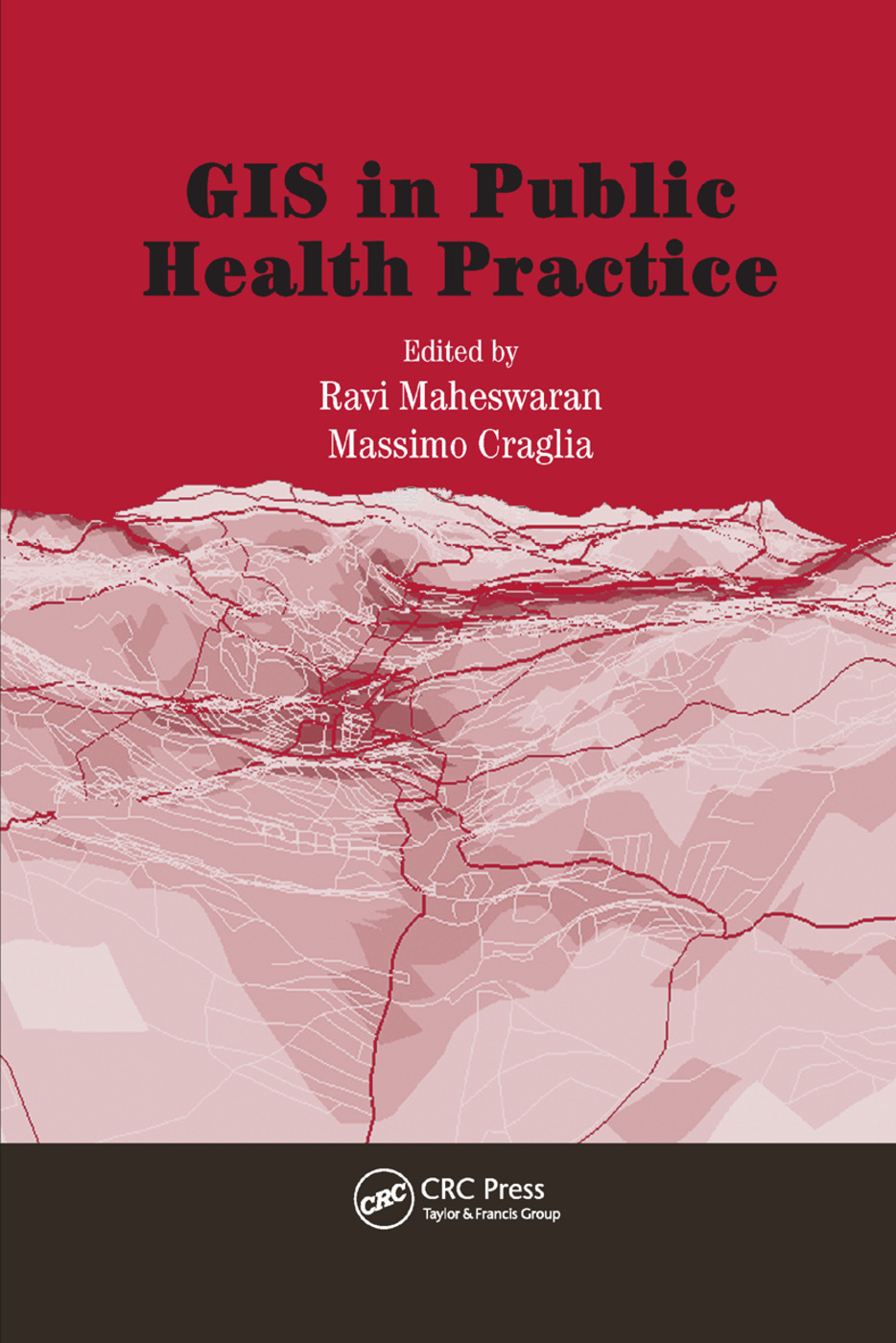 GIS in Public Health Practice: 1st Edition (Paperback) book cover