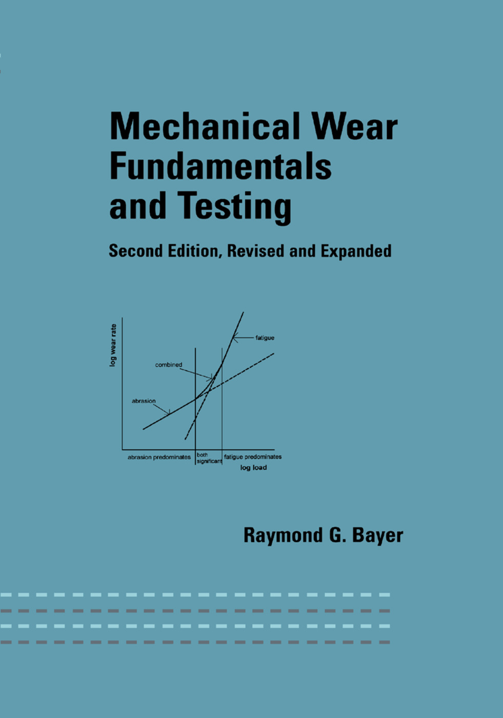 Mechanical Wear Fundamentals and Testing, Revised and Expanded: 2nd Edition (Paperback) book cover