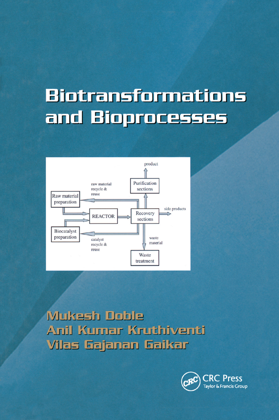 Biotransformations and Bioprocesses: 1st Edition (Paperback) book cover