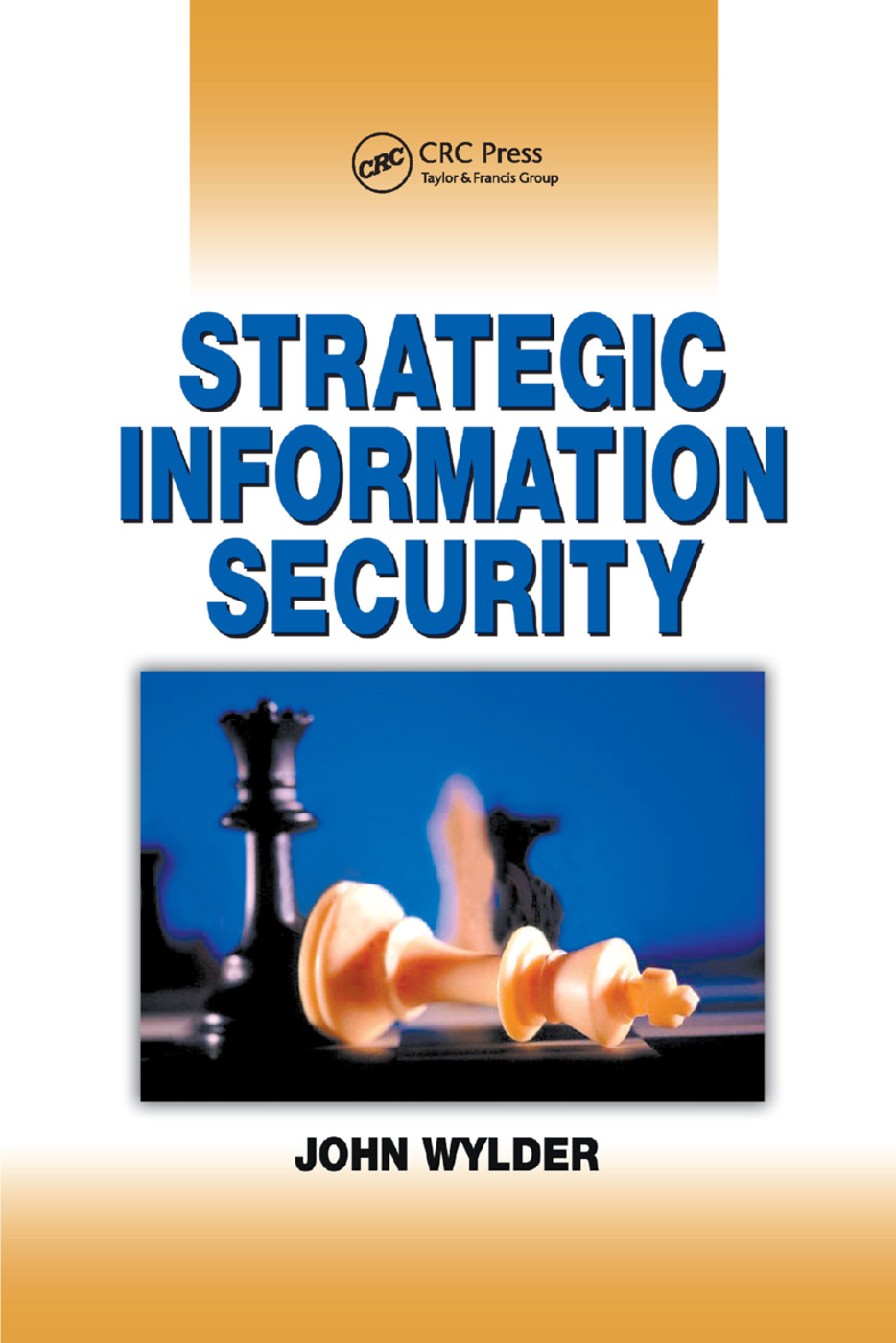 Strategic Information Security: 1st Edition (Paperback) book cover