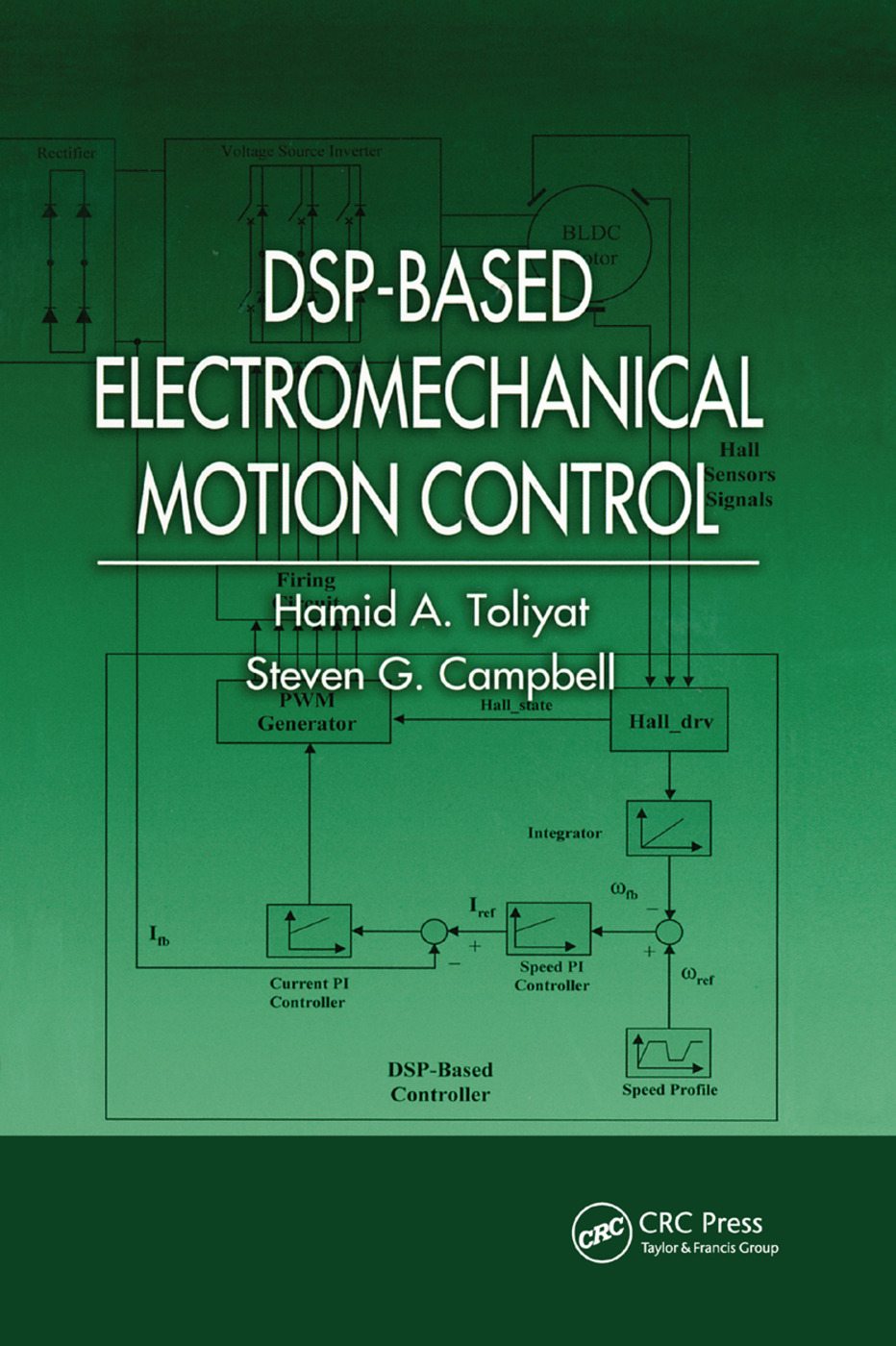 DSP-Based Electromechanical Motion Control: 1st Edition (Paperback) book cover