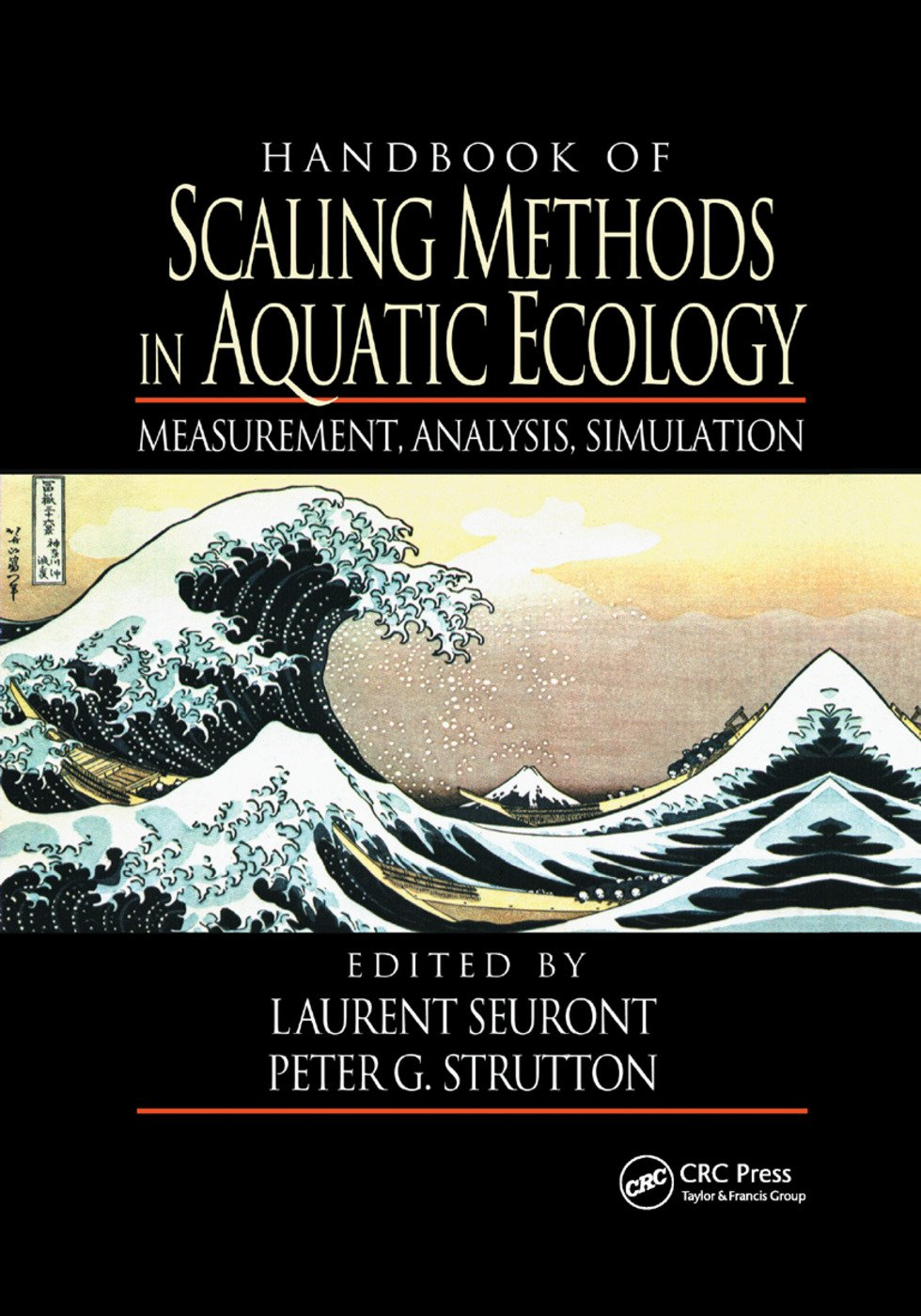 Handbook of Scaling Methods in Aquatic Ecology: Measurement, Analysis, Simulation, 1st Edition (Paperback) book cover