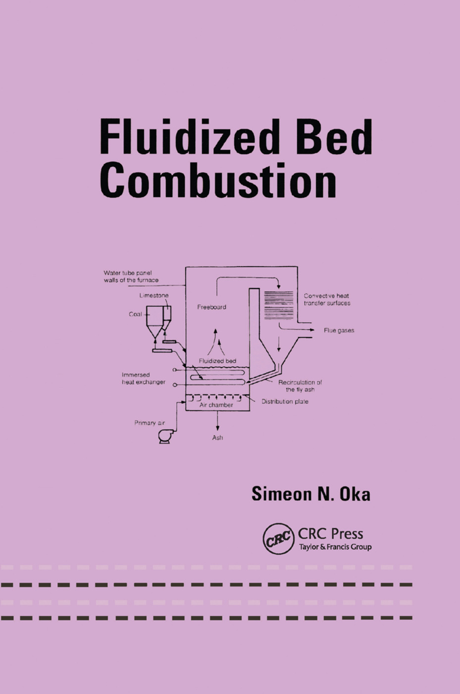 Fluidized Bed Combustion: 1st Edition (Paperback) book cover