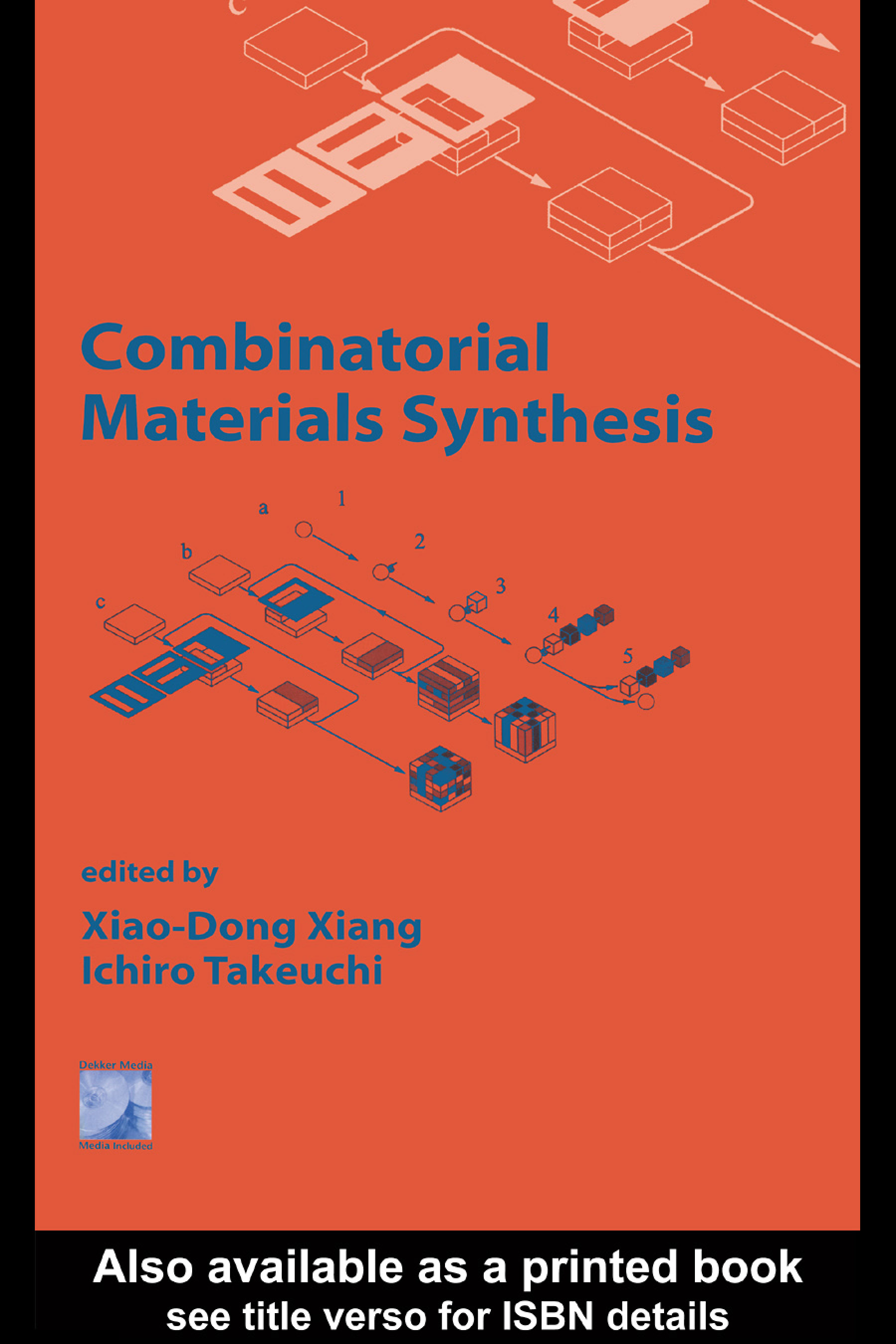 Combinatorial Materials Synthesis: 1st Edition (Paperback) book cover