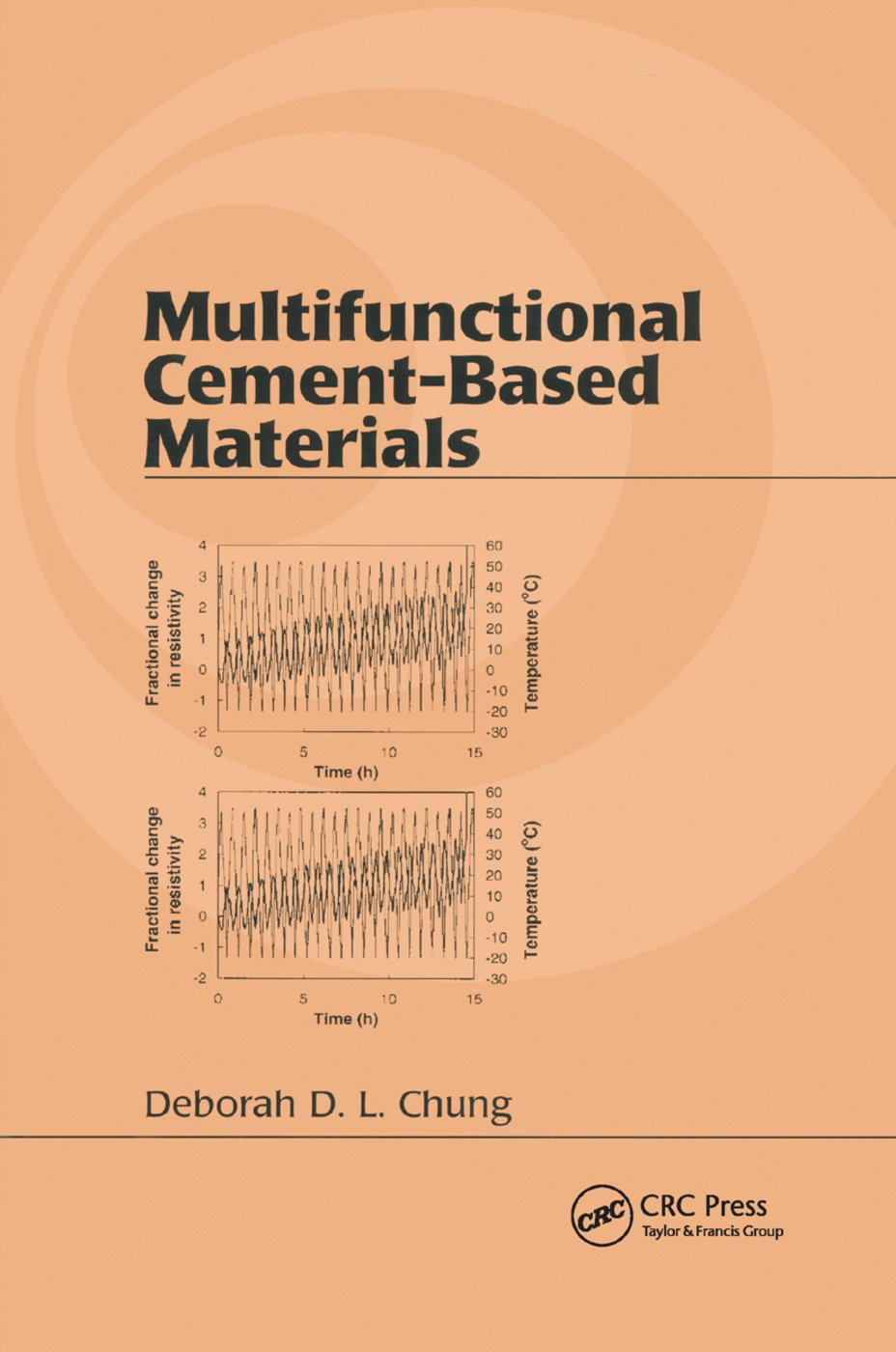 Multifunctional Cement-Based Materials: 1st Edition (Paperback) book cover