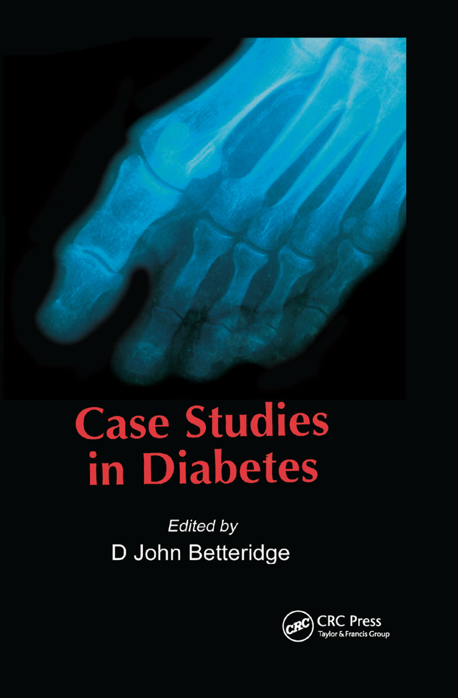 Case Studies in Diabetes: 1st Edition (Paperback) book cover