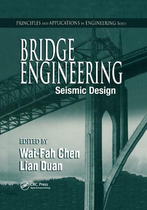 Bridge Engineering: Seismic Design, 1st Edition (Paperback) book cover