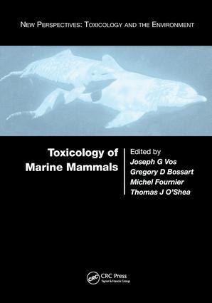 Toxicology of Marine Mammals