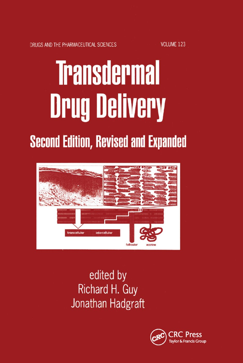 Transdermal Drug Delivery Systems: Revised and Expanded, 2nd Edition (Paperback) book cover