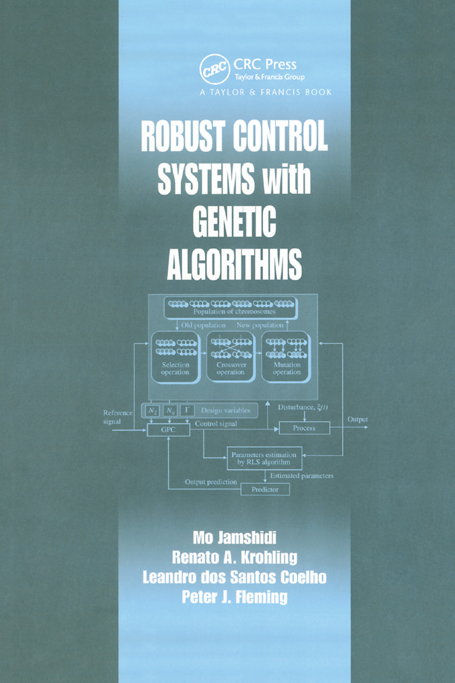 Robust Control Systems with Genetic Algorithms: 1st Edition (Paperback) book cover