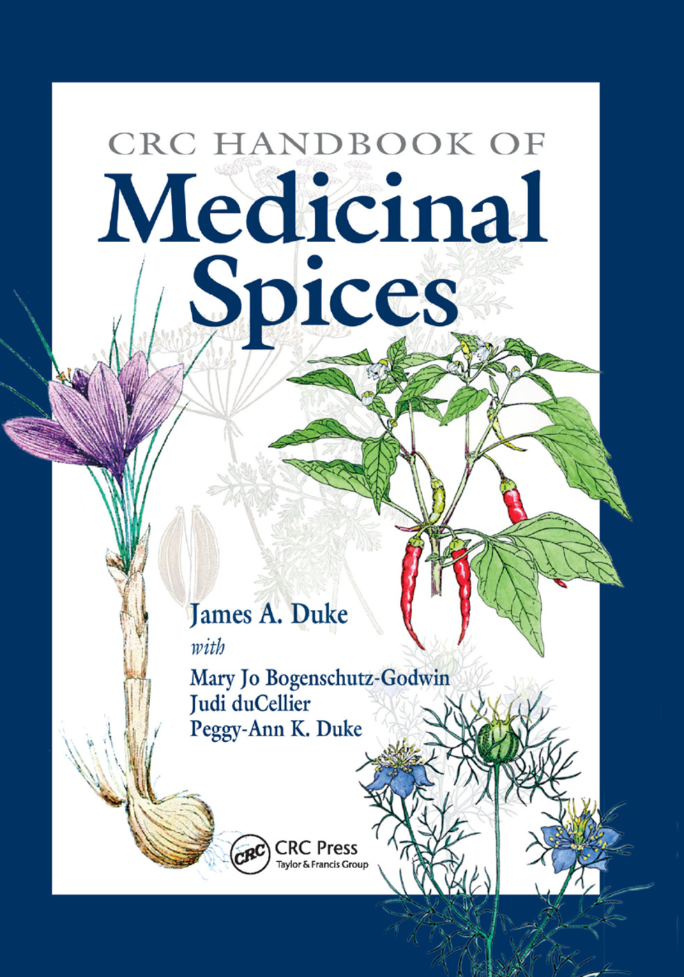 CRC Handbook of Medicinal Spices: 1st Edition (Paperback) book cover