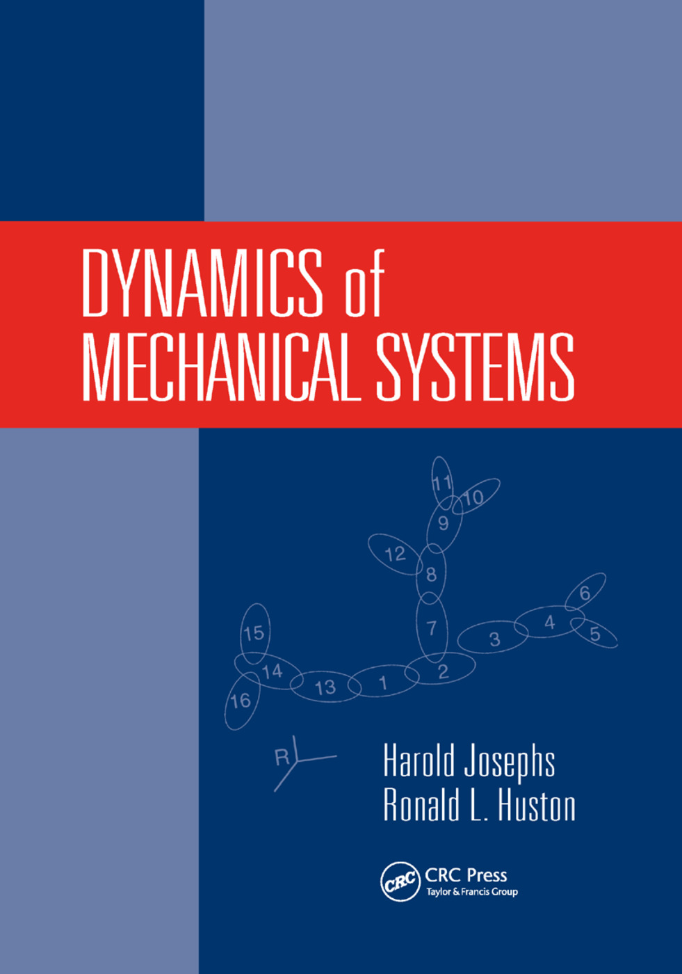 Dynamics of Mechanical Systems: 1st Edition (Paperback) book cover
