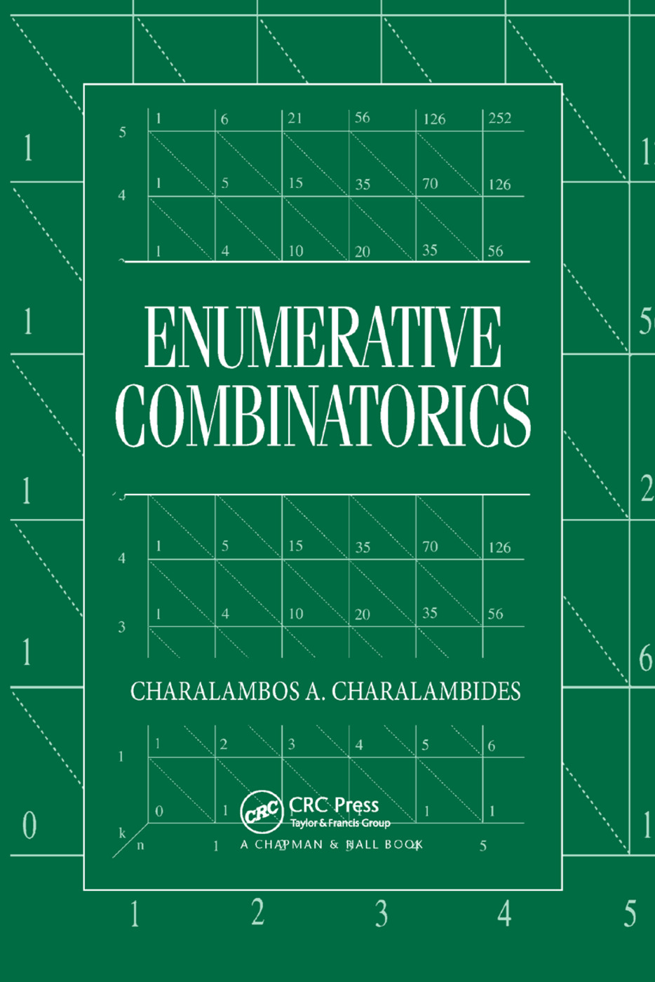 Enumerative Combinatorics: 1st Edition (Paperback) book cover