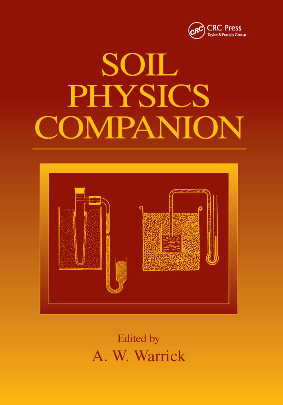 Soil Physics Companion: 1st Edition (Paperback) book cover