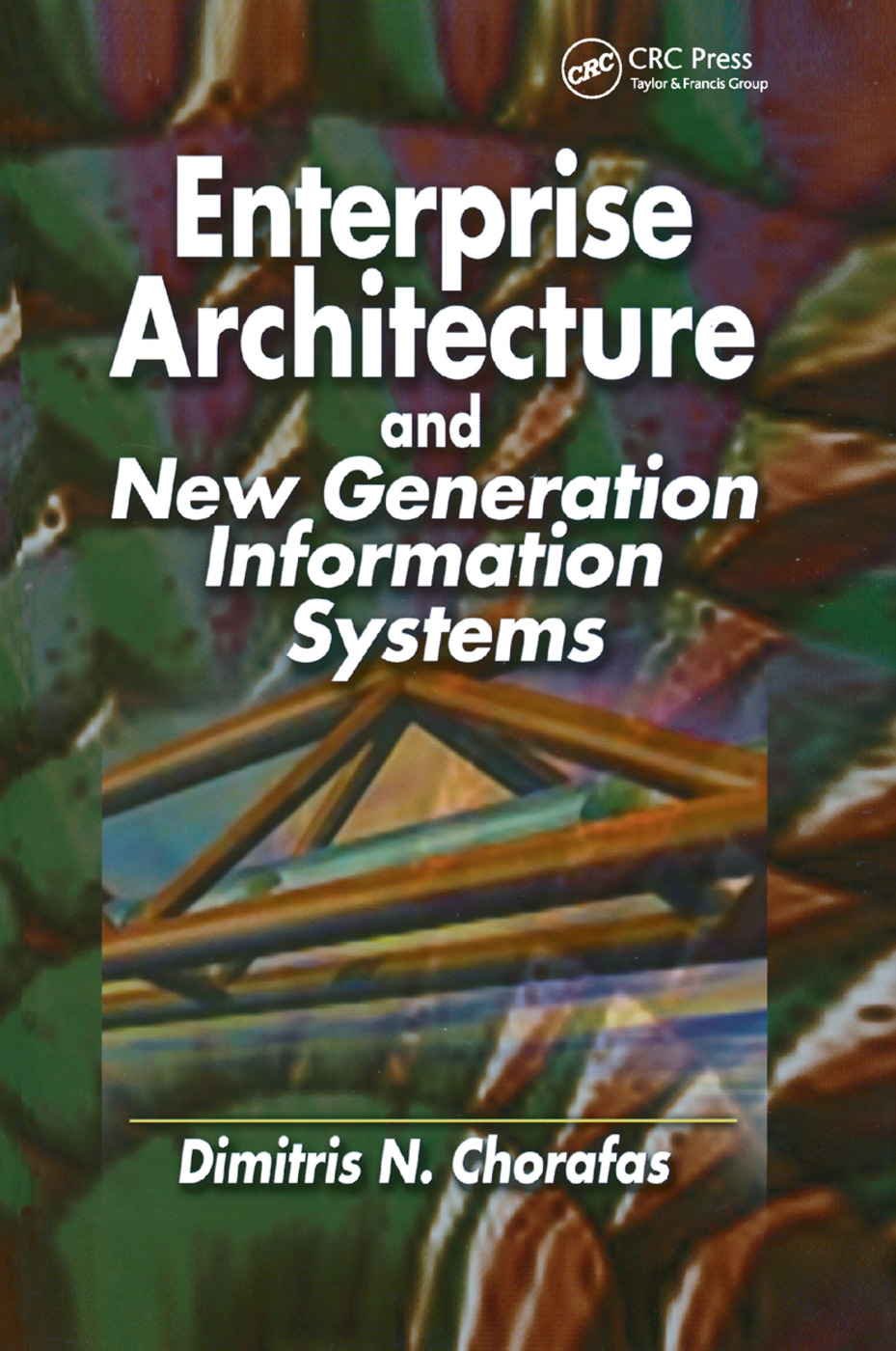 Enterprise Architecture and New Generation Information Systems: 1st Edition (Paperback) book cover