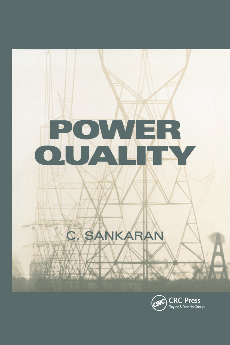 Power Quality: 1st Edition (Paperback) book cover