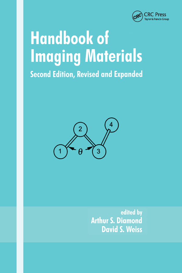 Handbook of Imaging Materials: 2nd Edition (Paperback) book cover