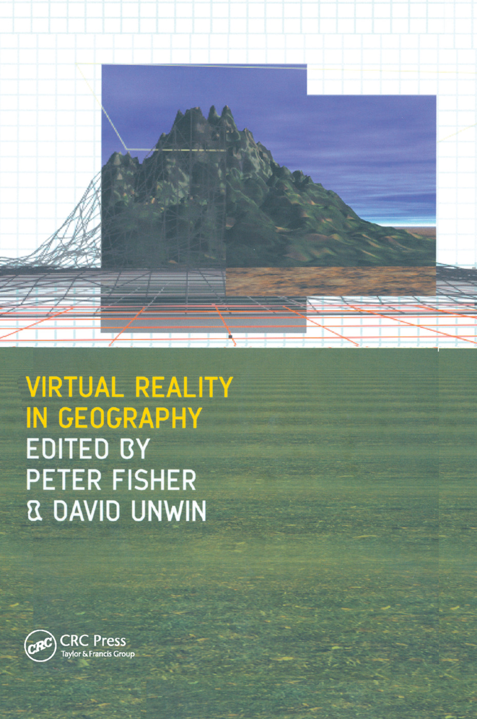 Virtual Reality in Geography book cover
