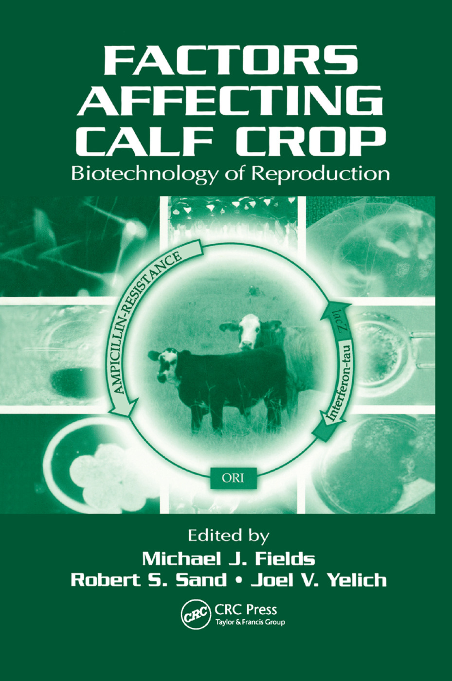 Factors Affecting Calf Crop: Biotechnology of Reproduction, 1st Edition (Paperback) book cover