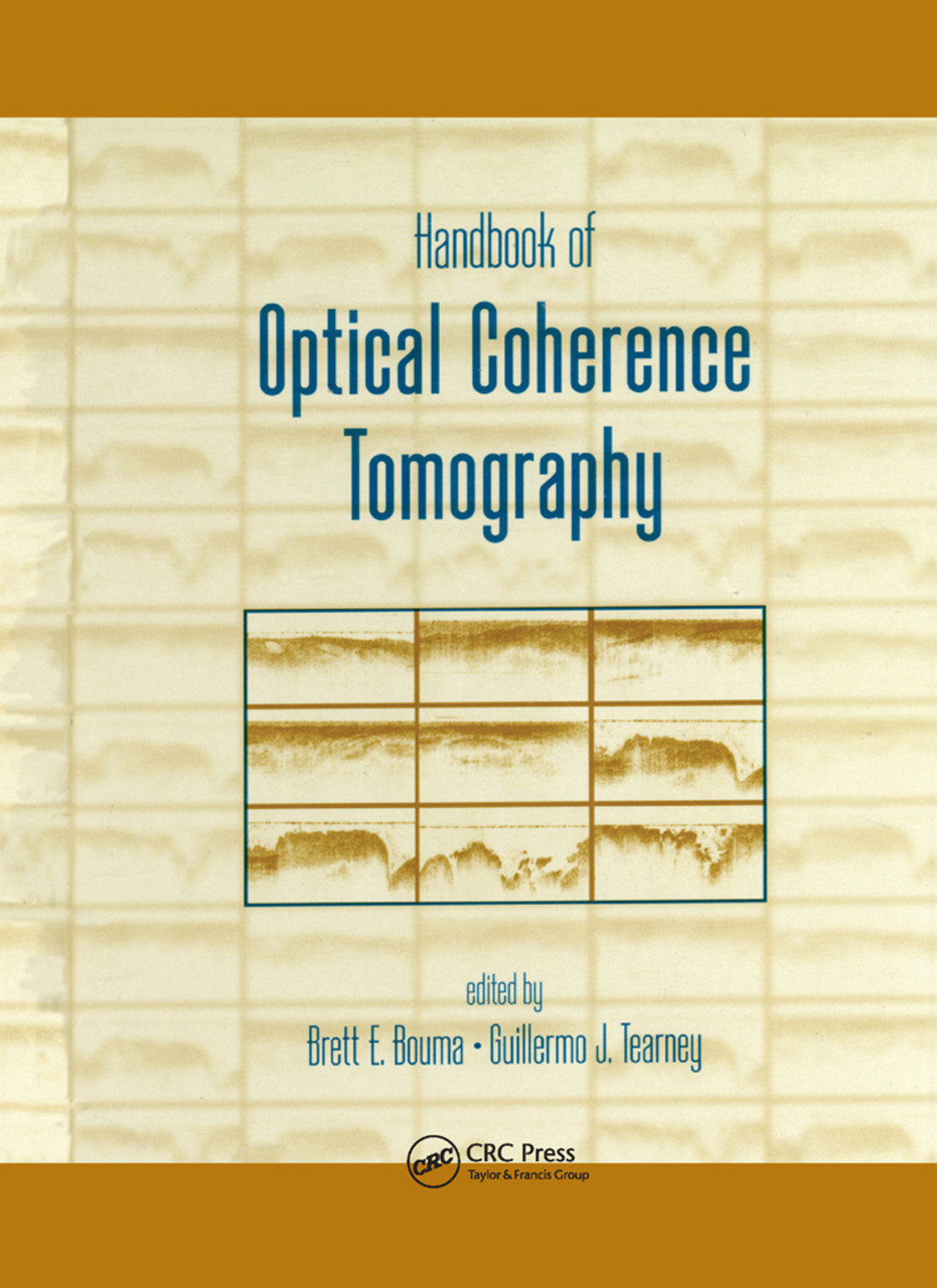 Handbook of Optical Coherence Tomography: 1st Edition (Paperback) book cover