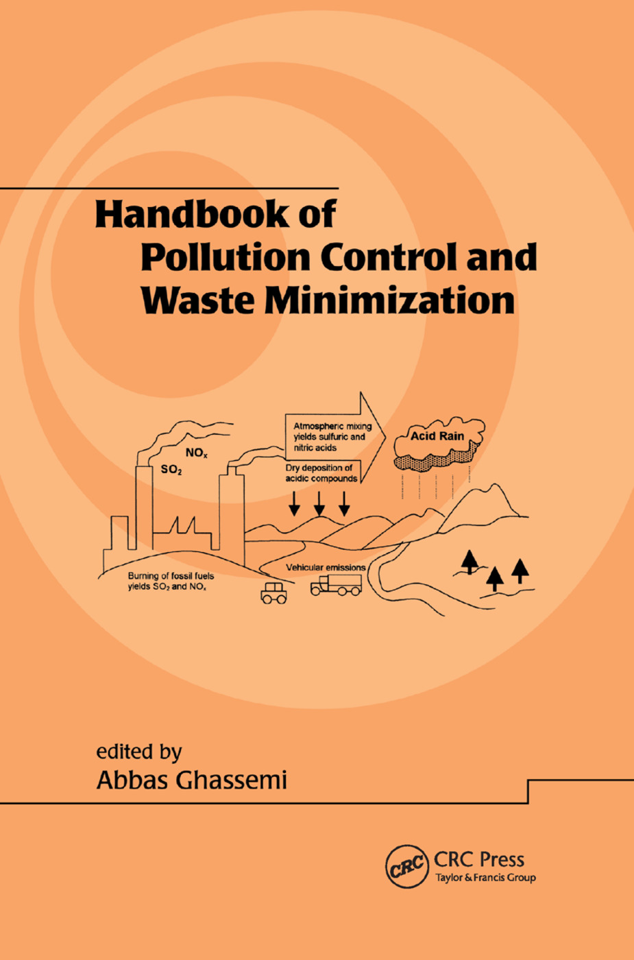 Handbook of Pollution Control and Waste Minimization: 1st Edition (Paperback) book cover